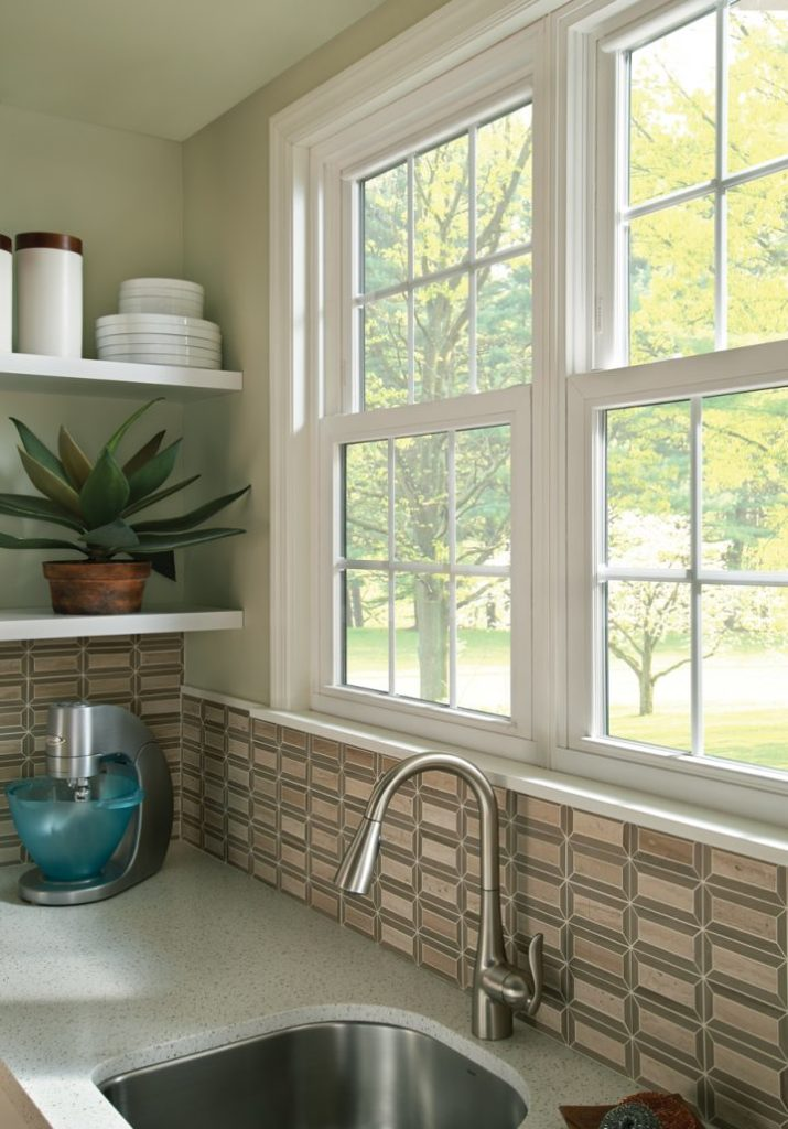 sliding window above sink installed by clemens home solutions
