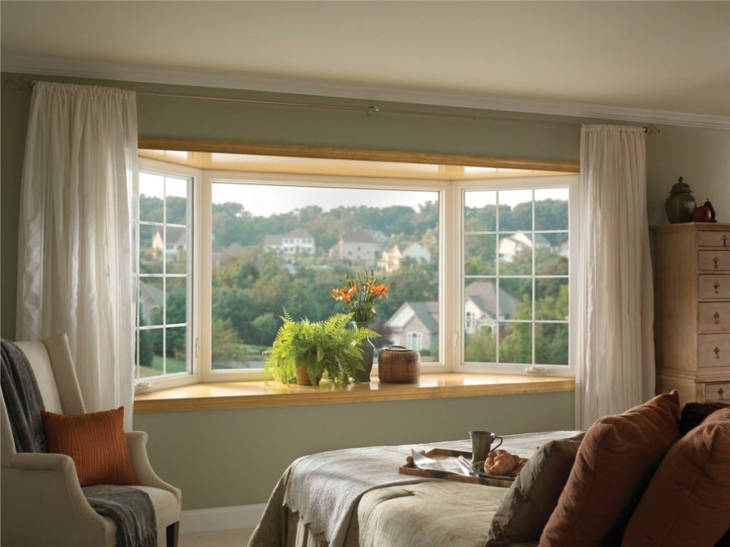 window in bedroom installed by clemens home solutions