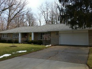 new roof on home in muncie installed by clemens home solutions