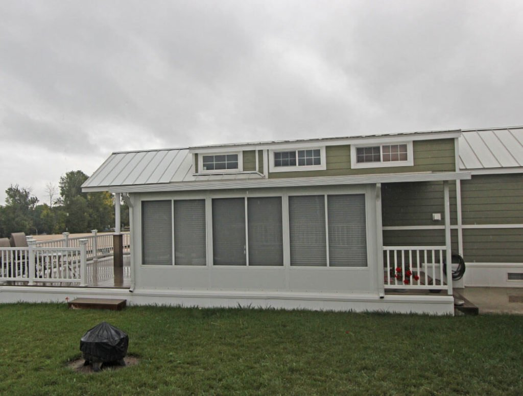 sunrooms and enclosures in muncie by clemens home solutions