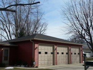 garage door installation by clemens home solutions