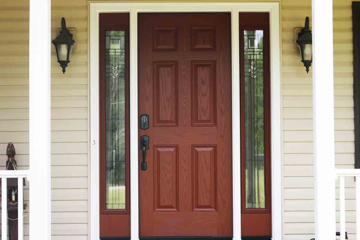 Pros And Cons Of Having A Wooden Front Door Clemens Home