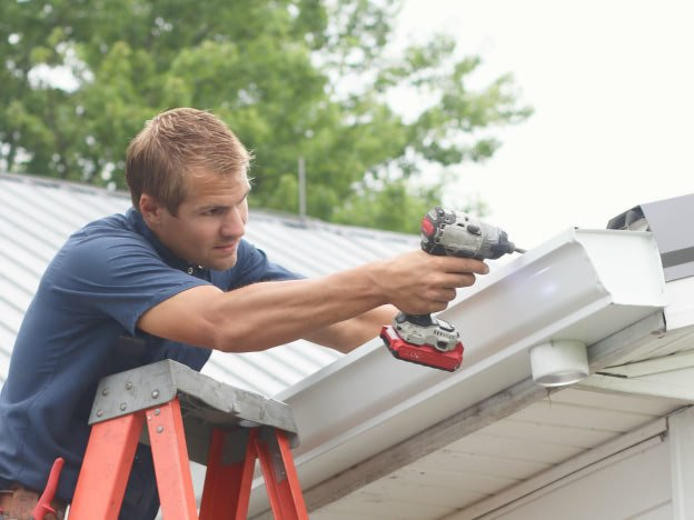 Gutter Installation Clemens Home Solutions East Central Indiana