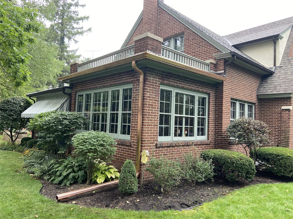 Seamless Gutters Muncie And East Central Indiana Clemens Home Solutions