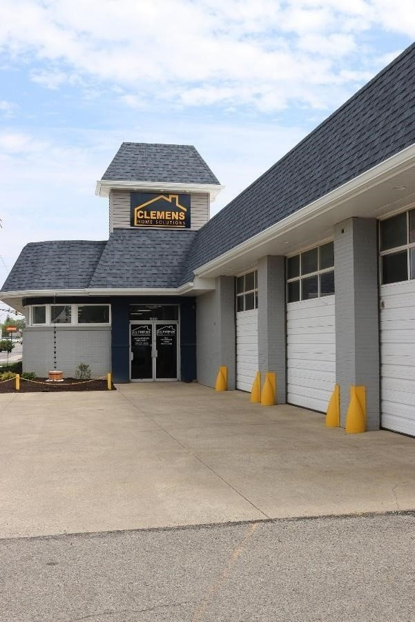 Showroom Exterior Clemens Home Solutions