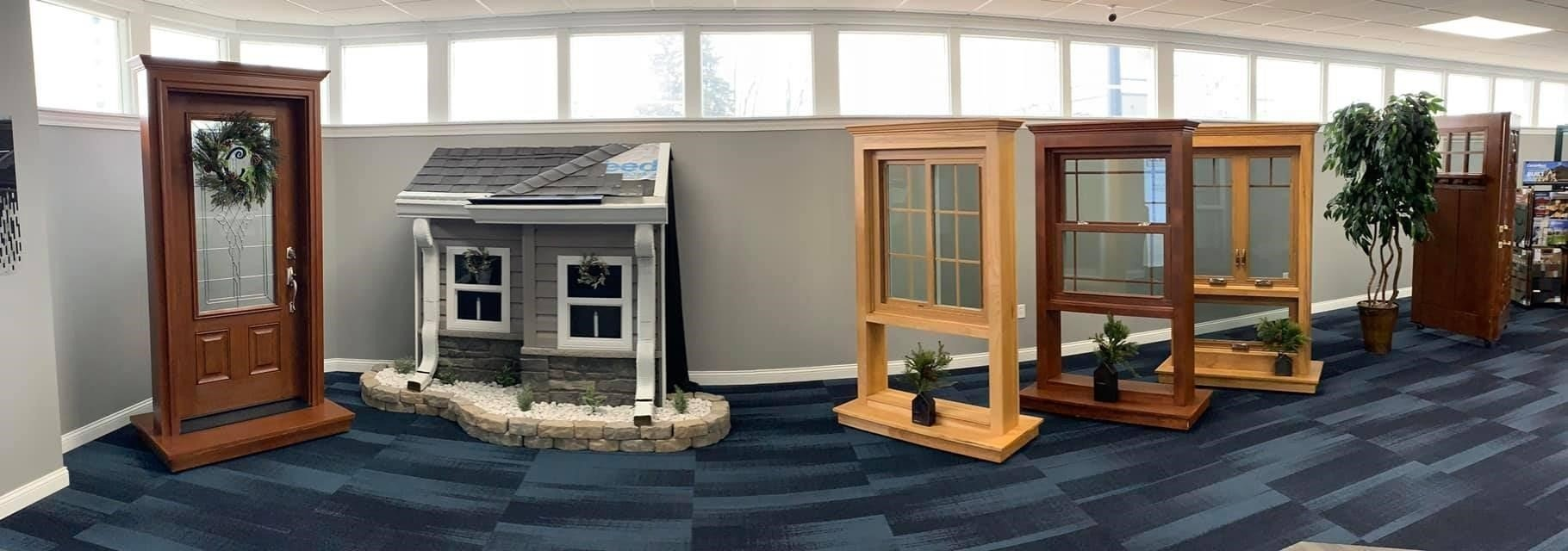Showroom Products Clemens Home Solutions (pano)
